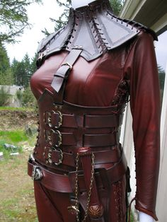 REPLICA Mord'Sith Costume - STANDARD Tooling with Catsuit