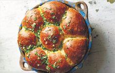 Ukrainian Garlic Bread Recipe