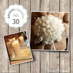 TeaRose - Bridal Inspiration n°30 - Morlotti Studio http://www.morlotti.com #wedding #matrimonio
