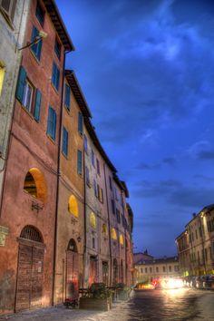 Brisighella in Ravenna ~ Emilia-Romagna, Italy