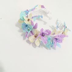 Spring #3doodler #3dprinting #bracelet #fashion #creamcolor #design…