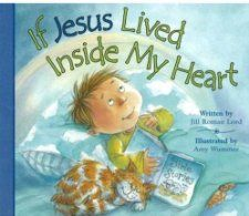 I love this book! It is a good reminder for me every time I read it to my 3 year old.... If Jesus lived inside my heart, would other people know?