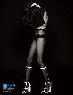 Hanne Gaby by Hong Jang Hyun (Elle Korea)