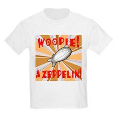 Woopie A Zeppelin T-Shirt