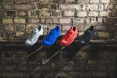 "***RELEASE REMINDER*** The adidas Originals Superstar 80s ""City Series"" is available at our shop! The series is a beautiful tribute to New York, London, Berlin and Paris with gold imprints of the respective landmarks on the heel and extremely smooth suede uppers in grey, black, red and blue! Herzogenaurach did a damn good job with this pack and we're very excited about the release! 28.5.2015 