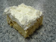 Gluten Free Caramel Macadamia Coconut Cake  http://bodychange.net/2012/07/30/more-bake-sale-recipes/