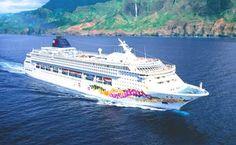 Norwegian Sky - FREE OPEN BAR Cruise Ship