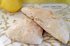 Outnumbered 3 to 1: Glazed Lemon Scones Recipe
