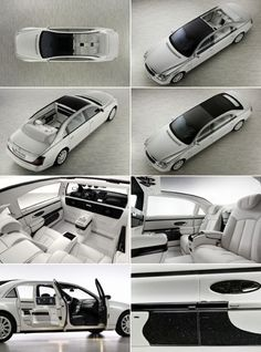 Maybach Landaulet. The Landaulet is the most expensive sedan on the market and it can reach from 0-60 in 5.2 seconds. Probably the most luxurious car ever made with a convertible roof that can open fully at the rear. This car is made especially for those CEOs and Executives who have their own personal driver, like me.