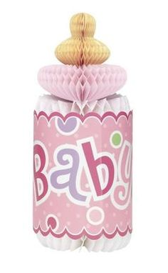 Unique Polka Dot Girl Baby Shower Centerpiece Decoration, 12 in, Pink, Baby Bottle Decorations, Gender Reveal Party Decorations, Bottle Centerpieces, Baby Shower Centerpieces, Centerpiece Decorations, Decoration Table, Baby Shower Decorations, Baby Shower Niño, Baby Shower Gender Reveal