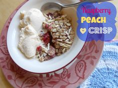 The Better Baker: Choose-a-Fruit Crisp
