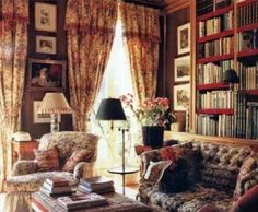 Immortal Longings: Curtains and canopies: beds