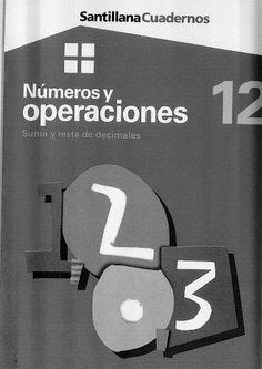 Números y operaciones 12 - Suma y resta de decimales