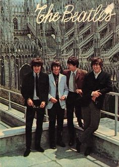 ♥♥♥♥George H. Harrison♥♥♥♥  ♥♥Richard L. Starkey♥♥  ♥♥J. Paul McCartney♥♥  ♥♥John W. O. Lennon♥♥