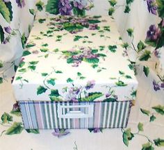 Incroyable Image Detail For   WAVERLY GARDEN ROOM SWEET VIOLETS DECORATIVE