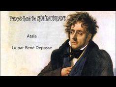 Version texte http://fr.wikisource.org/wiki/Atala#PROLOGUE Lu par René Depasse Plus de 2000+ livres audio gratuitement, les chefs-d'œuvre de la littérature c...