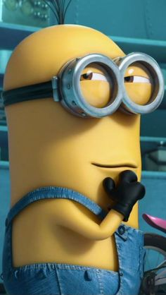Minions - let me think about it.