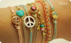 Very cute bracelets!