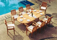 Maintaining Teak Outdoor Furniture Very Easy Maintaining Teak outdoor furniture is not as difficult as keeping any other timber since teak is up against the excessive varying climate circumstances and any other damage. Although the sweetie shaded timber drops its shade and becomes a silvery grayish shade with time, most of the individuals like to keep their teak furnishings in its natural situation.