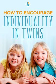 Wondering how to promote individuality in twins? Be aware of twins and identity issues. Learn how to encourage individuality in twins and develop their unique personalities and interests.