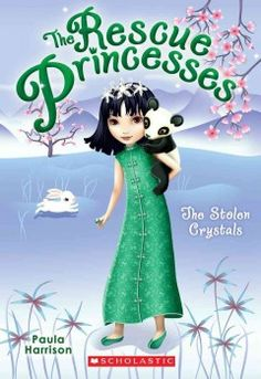 J SERIES RESCUE PRINCESSES. Princess Jaminta lives in the beautiful Kingdom of Onica. She and her fellow princesses have discovered that someone is out to steal one of the kingdom's greatest treasures, and might harm a baby panda in the process. The Rescue Princesses must leap into action!