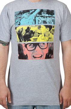 Scenes Sandlot Shirt: Movies The Sandlot T-shirt