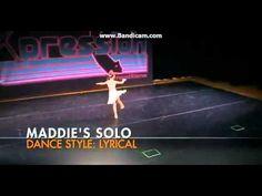 Maddie's Solo; Season 3- Dance Moms