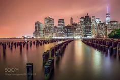 Manhattan by Krisnyc