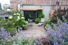 Brook Landscape - Terrace Garden, Chelsea