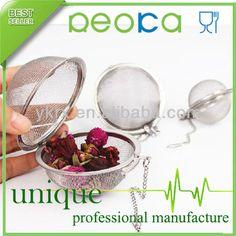 Hot sales tea ball tea infuser tea strainer tea accessory $0.86~$1.2