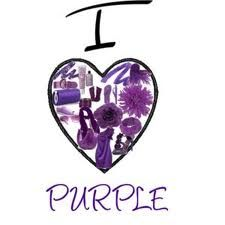 My Forever Love, Purple Color! Purple Love, All Things Purple, Shades Of Purple, Periwinkle, Purple Stuff, Purple Hearts, Plum Purple, Royal Colors, Colours
