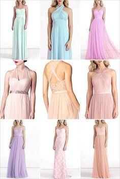 Budget friendly bridesmaid dresses #bridesmaiddresses