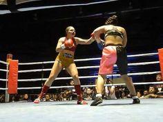 Boxeo femenil en Chihuahua Round 4