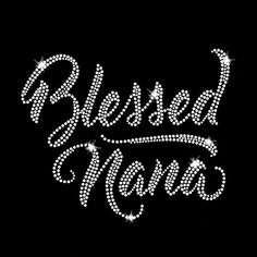 Blessed Nana Iron On Rhinestone Transfer Description Check out this recently designed Branch Necklace, Art Deco Necklace, Rhinestone Necklace, Bedazzled Converse, Best Caps, Sunflower Necklace, Imperial Topaz, How To Apply Eyeshadow, Crystal Shoes