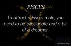 Attracting Pisces Men - very true. Leo Rising, Cancer Rising, Pisces Man, Libra, Me Quotes, Motivational Quotes, Venus And Mars, Scorpio Quotes, Zodiac Signs Astrology