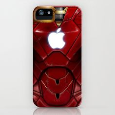 Iron/man mark VII... iPhone Case by Emiliano Morciano (Ateyo) - $35.00