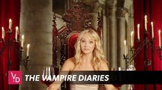 The Vampire Diaries - My Dinner Date with...Candice Accola