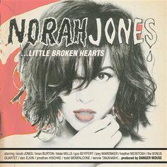 """Norah Jones ultimo album: """"Little broken hearts"""" esce il 2 maggio"""