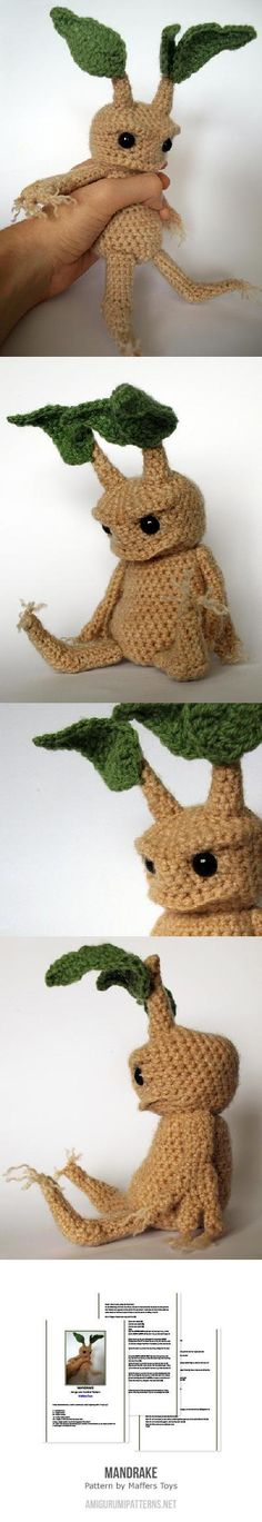 Found at Amigurumipatterns.net $4.60 for the pattern.