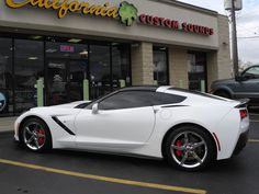 Looking for big bass without losing precious space? The team at our West Carrollton store just installed a JL Audio Stealthbox and JL Audio MX500/1 amplifier, in this stunning C7 Chevy Corvette Stingray! The JL Audio Stealthbox is a vehicle-specific tuned subwoofer kit that maximizes performance with minimal space requirements. Stop by any of our three locations (Beavercreek, North Dixie/Stereo-In-Dash, and West Carrollton/Moraine) to learn more or to schedule your own professional…