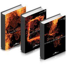 Trilogia Millennium: Os Homens Que Não Amavam as Mulheres, A Menina Que Brincava Com Fogo e A Rainha do Castelo de Ar - Stieg Larsson