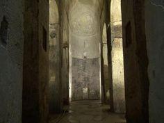 C'è una basilica romana sotto i binari del treno - Corriere TV