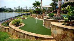 Putt Putt Golf, Golf Card Game, Dubai Golf, Golf Instructors, Golf Trolley, Crazy Golf, Golf Photography, Miniature Golf, Golf Lessons