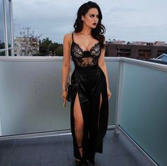 Classy Prom Dresses, Lace Prom Dress with Slit, Sexy Long Prom Dresses, Sleeveless Evening Party Dress Prom Dresses Long Prom Dresses 2018, Sexy Dresses, Cute Dresses, Beautiful Dresses, Party Dresses, Dress Prom, Gorgeous Dress, Dresses Uk, Dresses Online