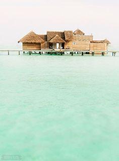 Lankanfushi Island, Maldives - Jet Setter: The Coolest Honeymoon Destinations of 2014