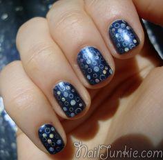 Finger Paints: Art You Blue?