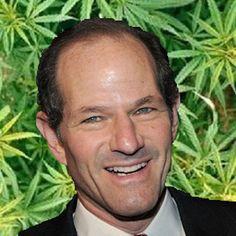 Former NY Governor Eliot Spitzer: Legalize Marijuana