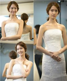 Why Is YoonA In A Wedding Dress For Prime Minister Dating