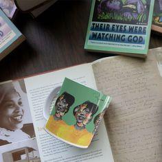 Trini Gee African American Hairstyles, African American Women, Zora Neale Hurston, Modern Portraits, Popular Stories, Mug Designs, Black History, Writers, Black Friday