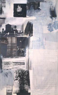 Robert Rauschenberg - Almanac, 1962 - silkscreen painting (related to acrylic transfer) Robert Rauschenberg, Jasper Johns, Franz Kline, Photomontage, Abstract Expressionism, Abstract Art, Modern Art, Contemporary Art, Neo Dada